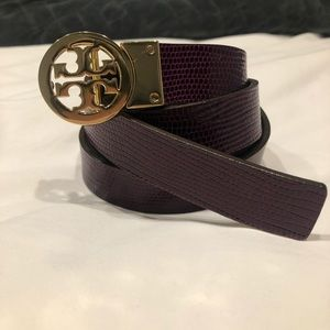 Tory Burch Reversible Belt, Size M